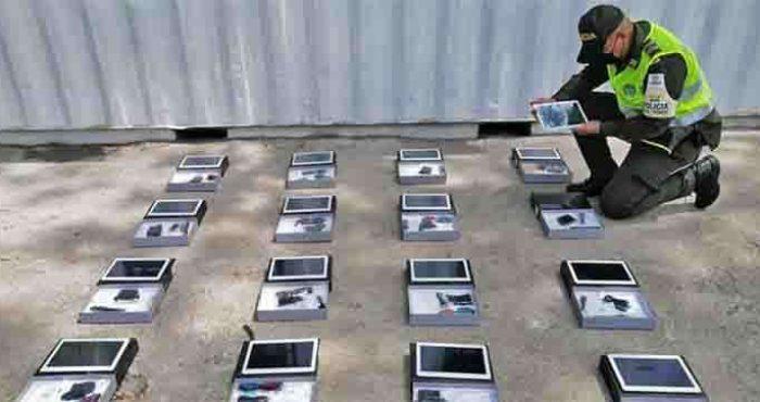 Policía incautó mercancías avaluadas en más de 120 millones de pesos