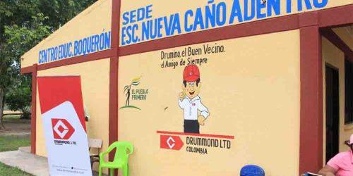Drummond Ltd. sigue contribuyendo a la calidad educativa de las escuelas rurales en La Jagua de Ibirico, Cesar
