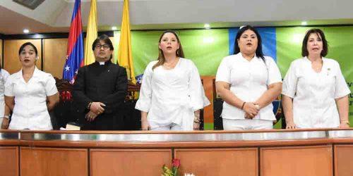 Unimagdalena recibe visita de pares académicos internacionales para el Programa de Enfermería