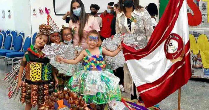 """Desfile ecológico """"Reciclar está de Moda"""", realizó su 3ra versión en Santa Marta"""