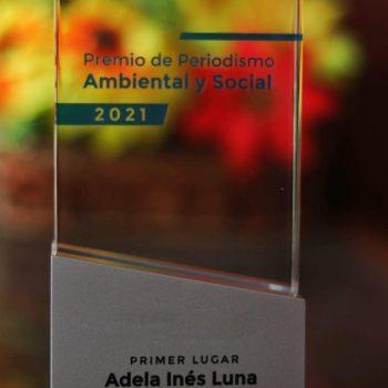 Premio de Periodismo Ambiental Adela Luna